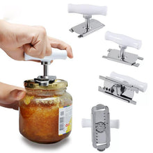 Load image into Gallery viewer, 【🔥 50% OFF】Size Adjustable Stainless Steel Can Opener Bottle Tin Cap