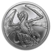 The Welsh 1 oz Round World of Dragons Series - ecocowild