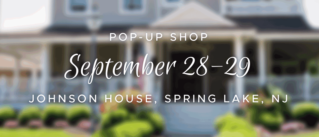 Urban Details Pop-Up Shop in Spring Lake, NJ