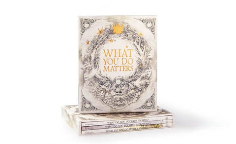 What You Do Matters Box Set