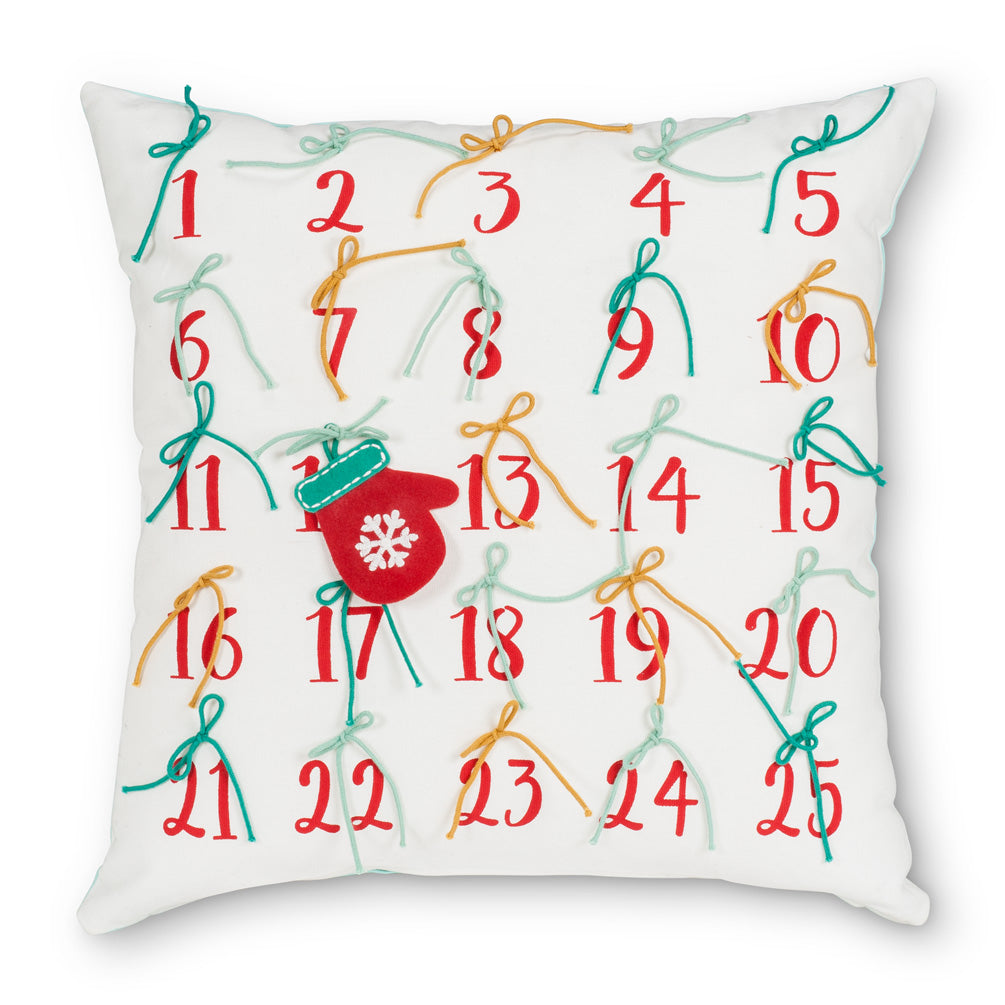Advent Pillow