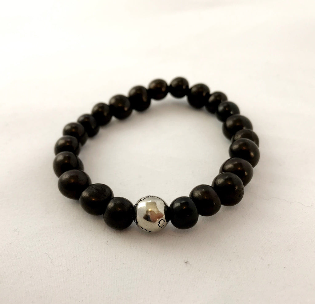 world bead acai seeds of life bracelet