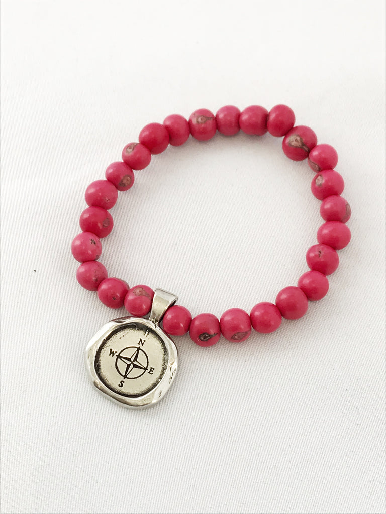 Seek Charm - Acai Seeds of Life Bracelet