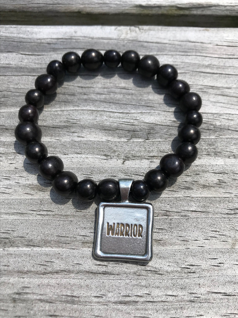 Warrior Acai seeds of life bracelet