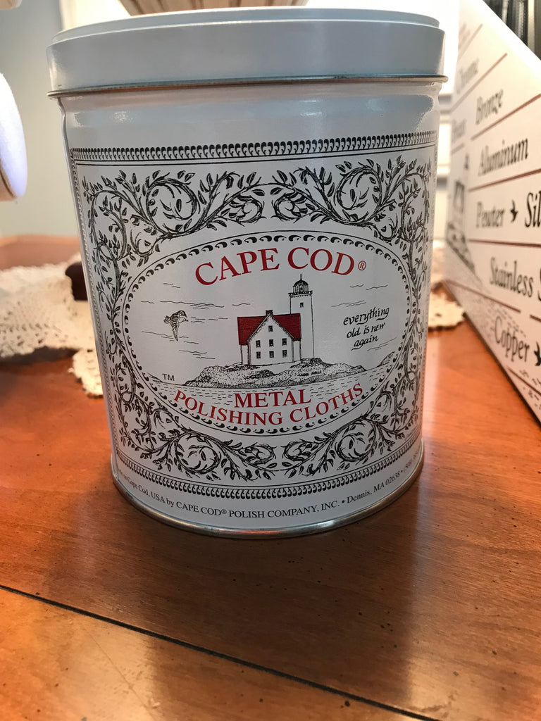 Cape Cod Fine Metal Polishing Cloth