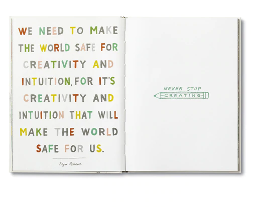 Trust Your Crazy Ideas Book