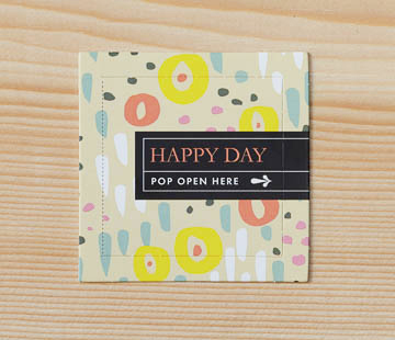 Happy Days Thoughtfuls cards compendium live inspired