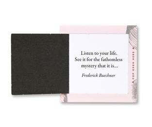 An inspired life thoughtful cards by compendium live inspired