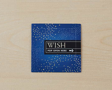 Wish Thoughtful Cards by compendium live inspired