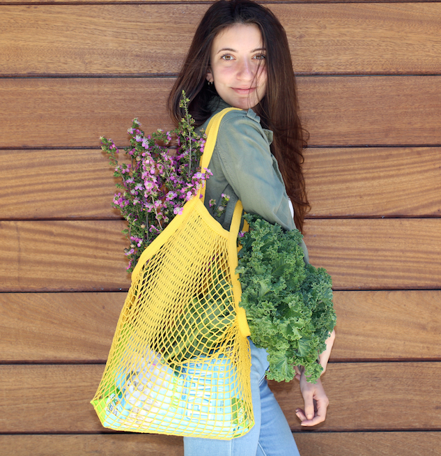 Reusable Market Bag - Cotton