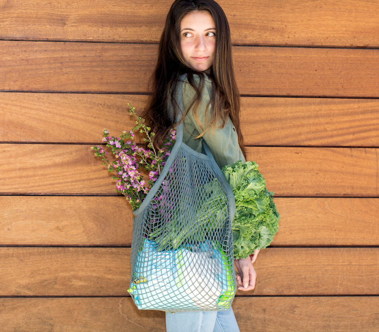 Market Bag - Cotton