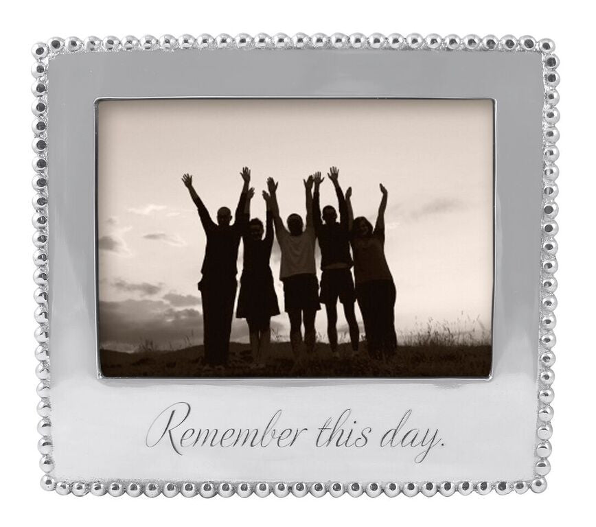 Remember this Day - Statement Frame 5x7