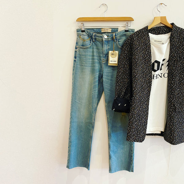 Buy Mos Mosh Everly Free Jeans, Sofie Schnoor Blazer and T-Shirt from our online fashion boutique UK.