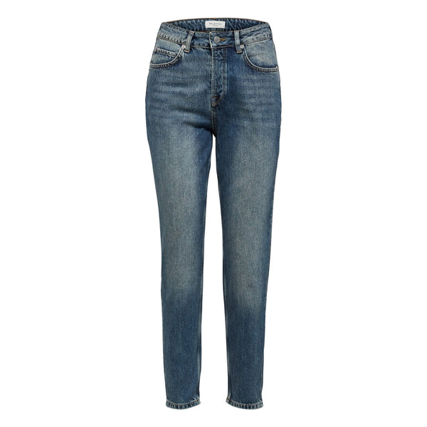 Selected Femme Mom Denims