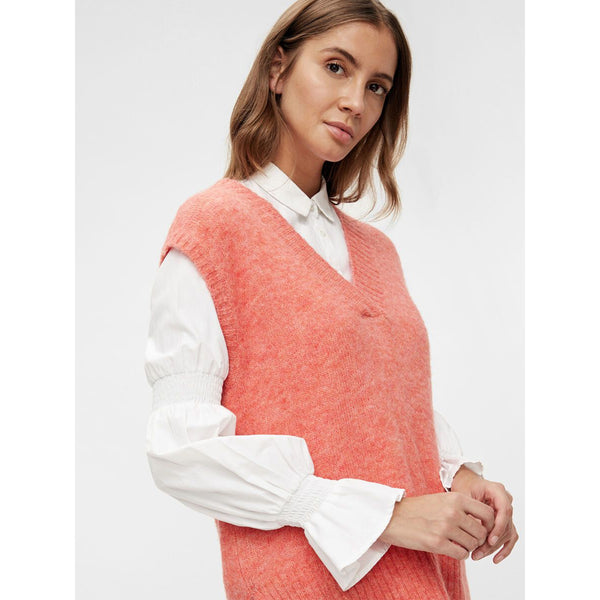 YASApple Knit Gilet 26023702