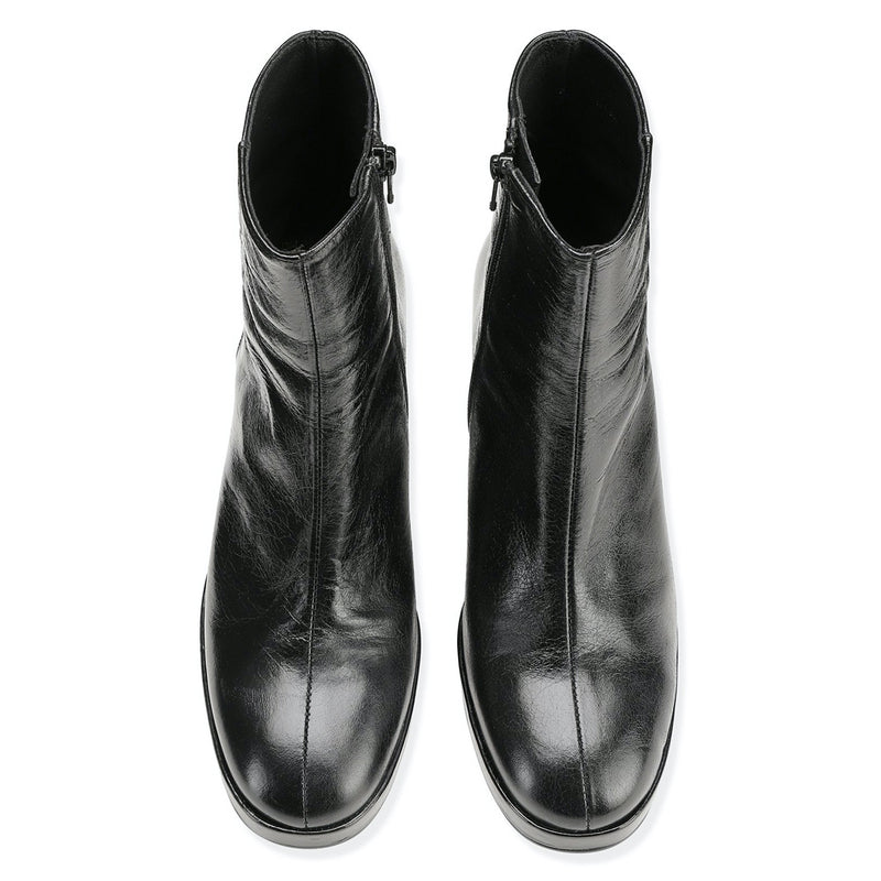 Shoe Biz Copenhagen Kitt Black Boot