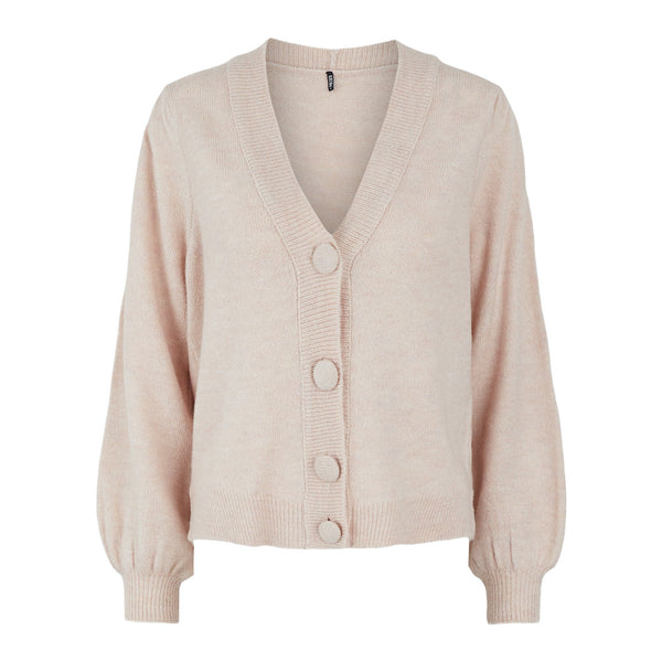 Pieces Light Pink Dina Cardigan