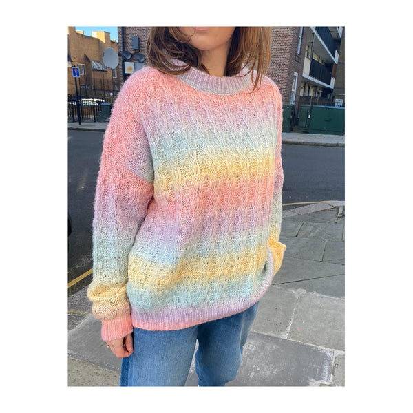 Libby Loves Inka Rainbow Sweater