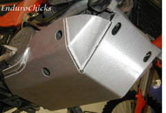 Flatland Racing Aluminum Skid Plate for KTM 950/990 R/S (2003-2011), Part #24-56