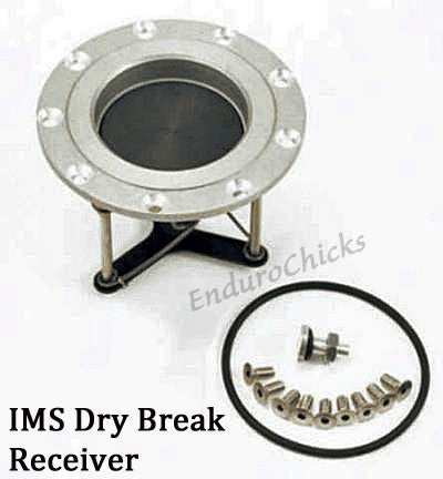 IMS Fuel Tank Dry Break Receiver