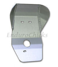 Ricochet Anodized Aluminum Skid Plate for Honda CR80/85/85E (2000-2008), Part #100, Multiple Colors Available