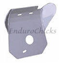 Ricochet Anodized Aluminum Skid Plate for Yamaha WRX250 (1994-1997) & YZ250 (1994-1995), Part #216, Multiple Colors Available