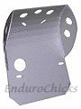 Ricochet Anodized Aluminum Skid Plate for Kawasaki KLX650 (1993-1996), Part #229, Multiple Colors Available