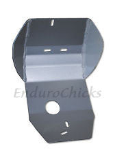 EnduroChicks - Shop for Ricochet Skid Plate Part #233 - Yamaha YZ400F/YZ426F/WR400F/WR426F (1998-2002)