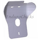 Ricochet Anodized Aluminum Skid Plate for Yamaha YZ250 (1999-2004), Part #235, Multiple Colors Available