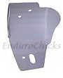 Ricochet Anodized Aluminum Skid Plate for Kawasaki KX125 (1996-2002), Part #237, Multiple Colors Available