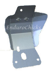 Ricochet Anodized Aluminum Skid Plate for Yamaha WR450F (2003-2006), Part #243, Multiple Colors Available