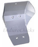 Ricochet Anodized Aluminum Skid Plate for Yamaha YZ250F (2001-2005), Part #251, Multiple Colors Available