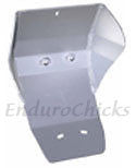 Ricochet Anodized Aluminum Skid Plate for Yamaha WR250F (2002-2006), Part #252, Multiple Colors Available
