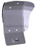 EnduroChicks - Shop for Ricochet Skid Plate, Part #255 - KTM SX/EXC 125/200 (2004-2011) & KTM XC/XC-W 200 (2007)