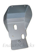 Ricochet Anodized Aluminum Skid Plate for Yamaha YZ250F (2006), Part #261, Multiple Colors Available