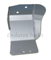 Ricochet Anodized Aluminum Skid Plate for KTM XC / XC-W 200 (2008-2011), Part #265, Multiple Colors Available