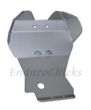 EnduroChicks - Shop for Ricochet Skid Plate Part #266 - Kawasaki KLX300 (1997-2008) & KLX250S (2006-2015)