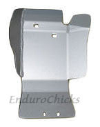 EnduroChicks - Shop for Ricochet Skid Plate, Part #267 - Various KTM models (2007-2011)