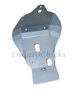 Ricochet Anodized Aluminum Skid Plate for Yamaha YZ250F (2007-2009), Part #271, Multiple Colors Available