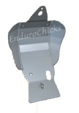 EnduroChicks - Shop for Ricochet Skid Plate Part #274 - Yamaha WR250F (2007-2013)