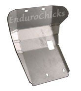 EnduroChicks - Shop for Ricochet Skid Plate Part #278 - Yamaha TW200 (All Years)