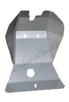 Ricochet Anodized Aluminum Skid Plate for Gas Gas EC450/515 4-Stroke (All Years), Part #281, Multiple Colors Available