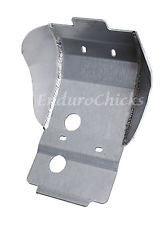 Ricochet Anodized Aluminum Skid Plate for Suzuki RMZ250 (2010-2017), Part #287, Multiple Colors Available