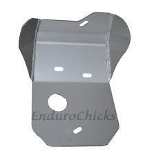 Ricochet Anodized Aluminum Skid Plate for Honda XR250R (1996-2004), Part #412, Multiple Colors Available