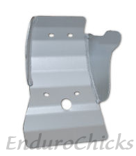 Ricochet Anodized Aluminum Skid Plate for Yamaha YZ250/YZ250X (2005-2018), Part #420, Multiple Colors Available