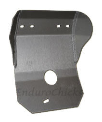 Ricochet Anodized Aluminum Skid Plate for Honda CR500 (1987-1988), Part #429, Multiple Colors Available