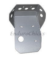 EnduroChicks - Shop for Ricochet Skid Plate Part #431 - Honda XR600R (1989-2000) & XR650L (1992-2015)