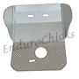 Ricochet Anodized Aluminum Skid Plate for Honda CR250 (1990-1991), Part #432, Multiple Colors Available