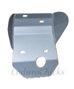 EnduroChicks - Shop for Ricochet Skid Plate Part #440 - Suzuki RM250 (1989-1993) & RMX250 (1989-1998)