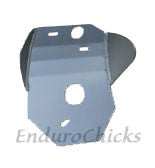 Ricochet Anodized Aluminum Skid Plate for Suzuki RM250 (1999-2000), Part #445, Multiple Colors Available